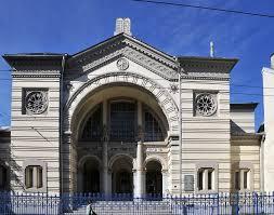 Jewish building